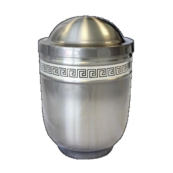 Urna metalna sa pleterom