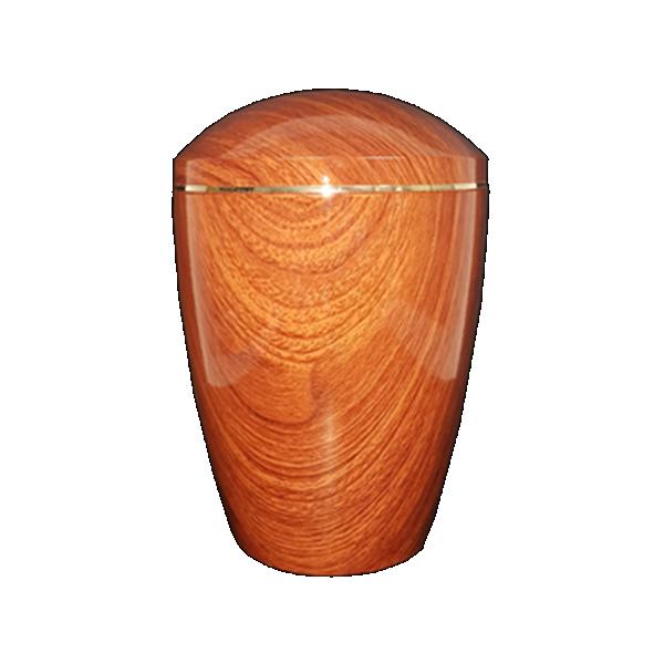 Urna BIO smeđa imitacija drva