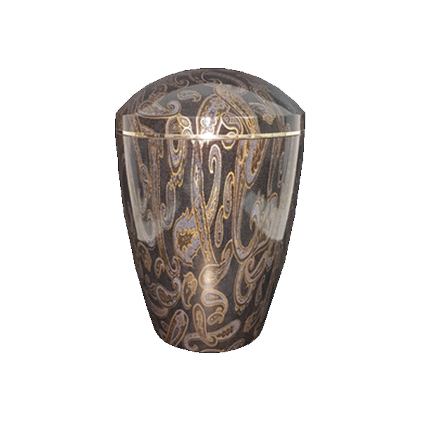 Urna BIO sa zlatnim viticama