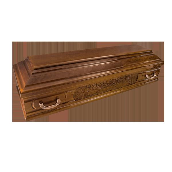 Lijes sarkofag Truhe 103 Posljednja večera